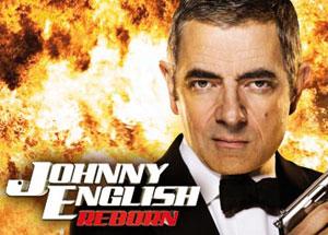 Johnny English Reborn image
