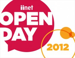 iiNet's Open Day 2012 is on October 30th in the Perth offices