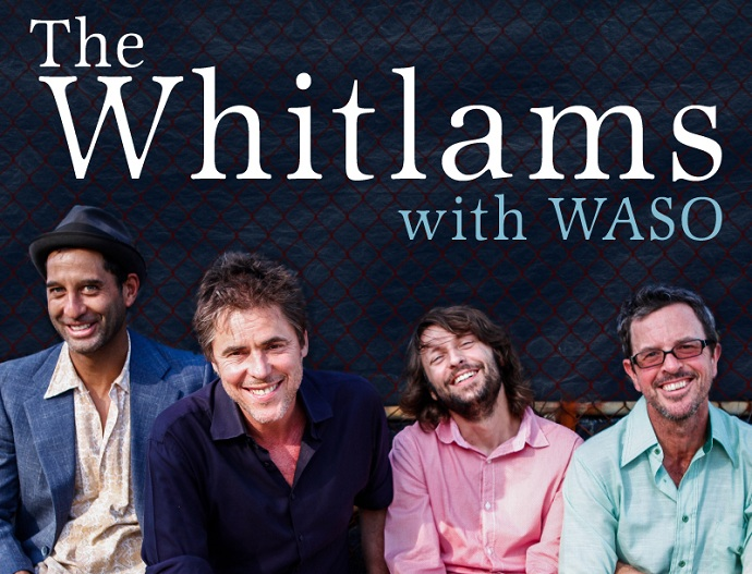 The Whitlams with WASO