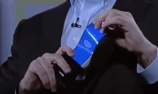 curvy phone