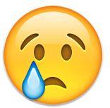 tear emoji