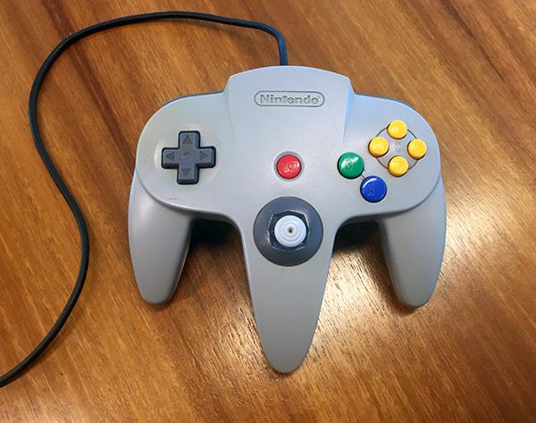 n64 controller