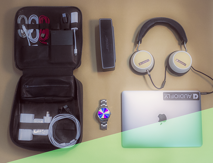 Gadgety Gifts for Christmas Cover Image