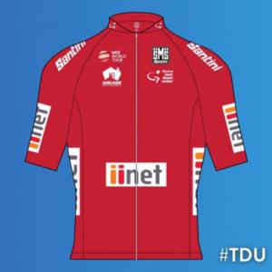 TDU 2017 iiNet Sprint Jersey